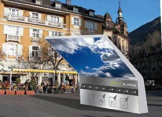 Convenient Solar Fuel Stations