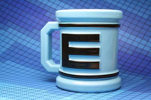 Mega Man Coffee Cups