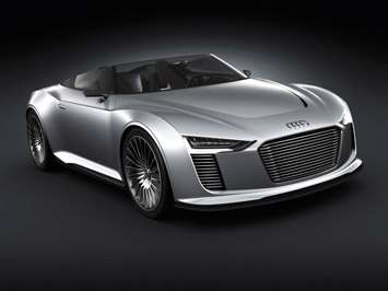 Frameless Concept Cars