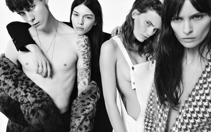 Angst-Ridden Fashion Campaigns