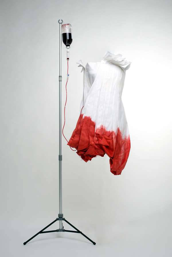 Bloody Dress Depictions