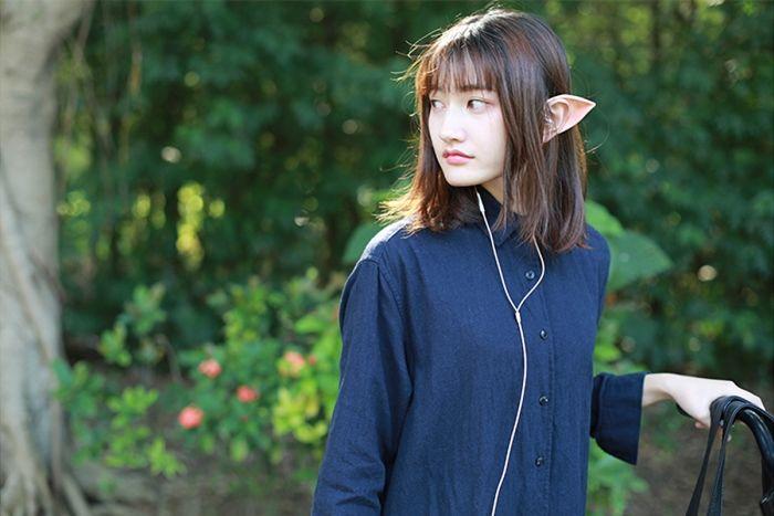 Elf Ear Headphones