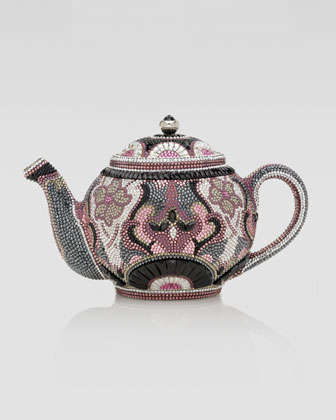 Earl Grey Teapot Clutch