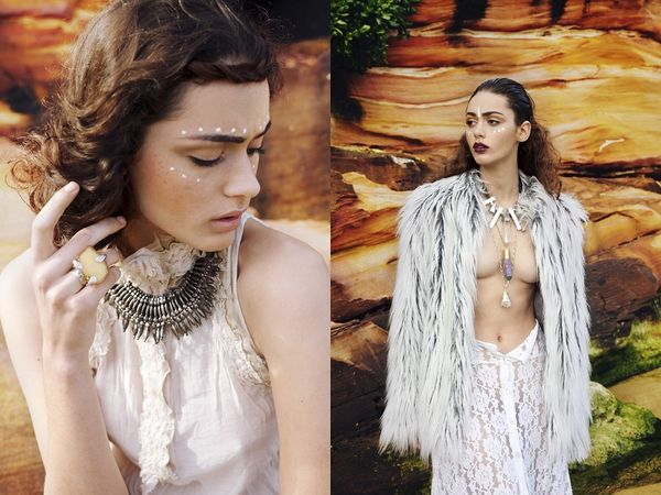 Oceanic Tribal Editorials