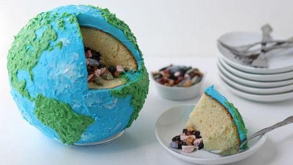 Planet-Celebrating Pastries