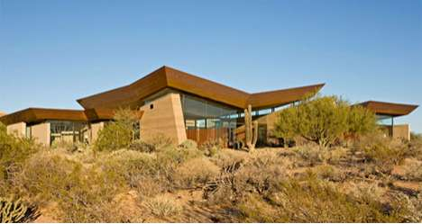 Eco Earthy Architecture