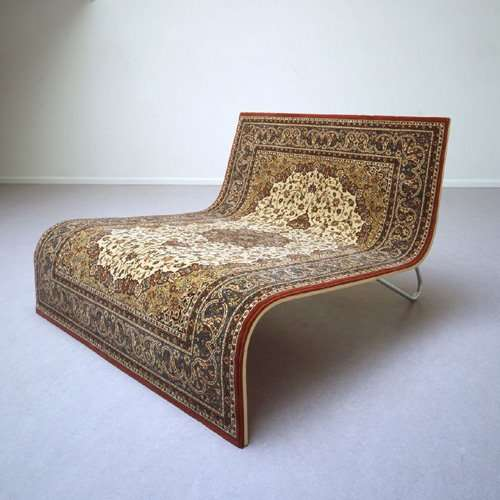 Sofa is the New Rug