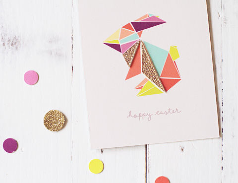 Easter Bunny Gift Tags