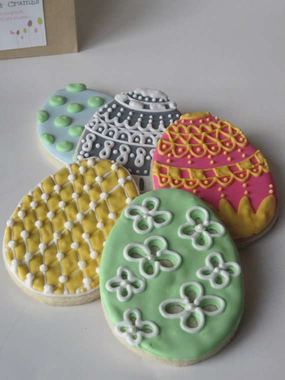 Pretty Pastel-Hued Sweets
