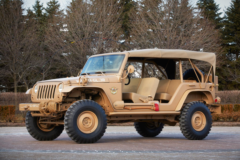 Off-Roading Vehicle Concepts
