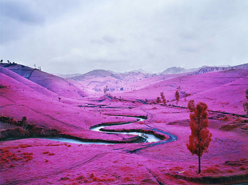 Pastel Landscape Photography