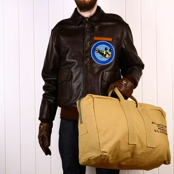 Eastman Leather Aviator Pack