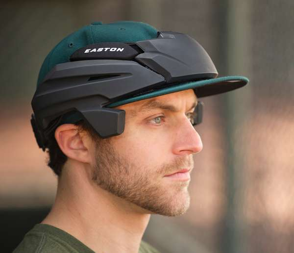 Protective Pitcher Headgear