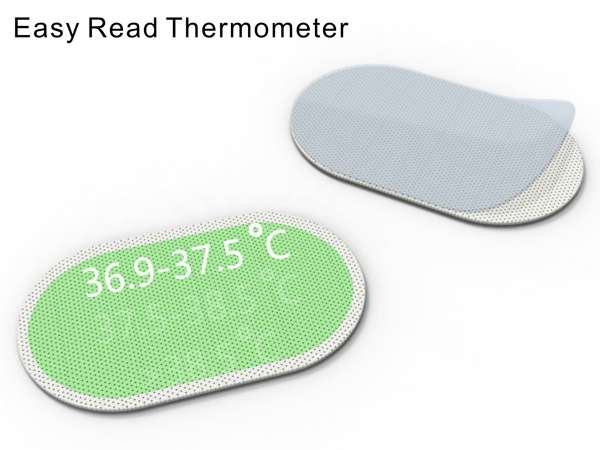 Toddler Temperature Tellers