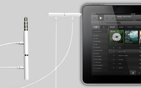 Splittable Audio Attachments