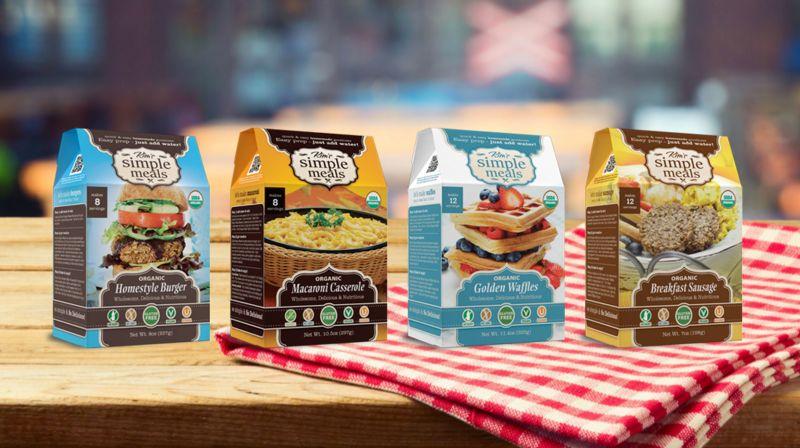 Instant Vegan Meal Kits