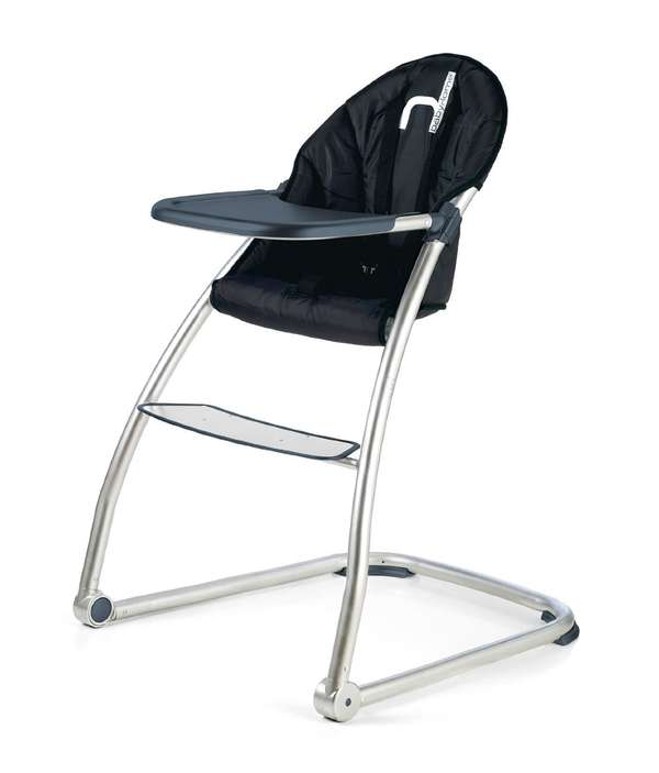 Surprisingly Chic Highchairs