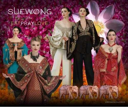 Bedazzled Geisha Fashion
