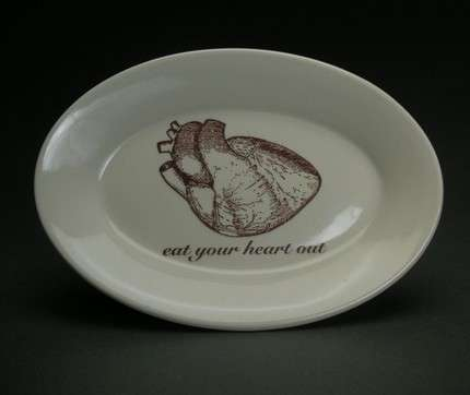Valentines Day Dishware