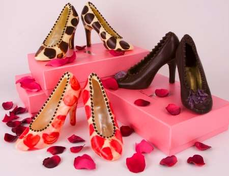 Edible Shoes