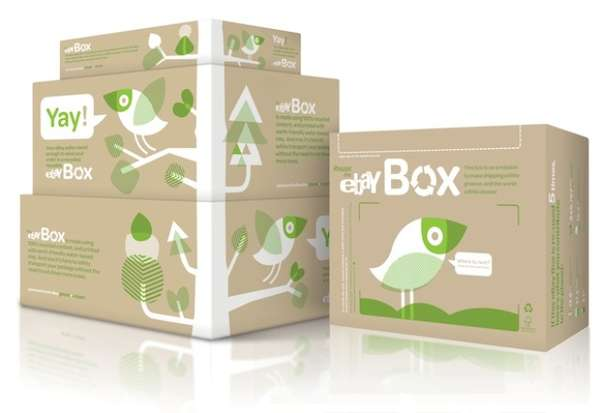 Reusable Auction Packaging