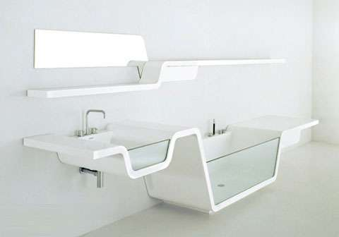 Bath/Shower/Sink & Shower/Sink Combo
