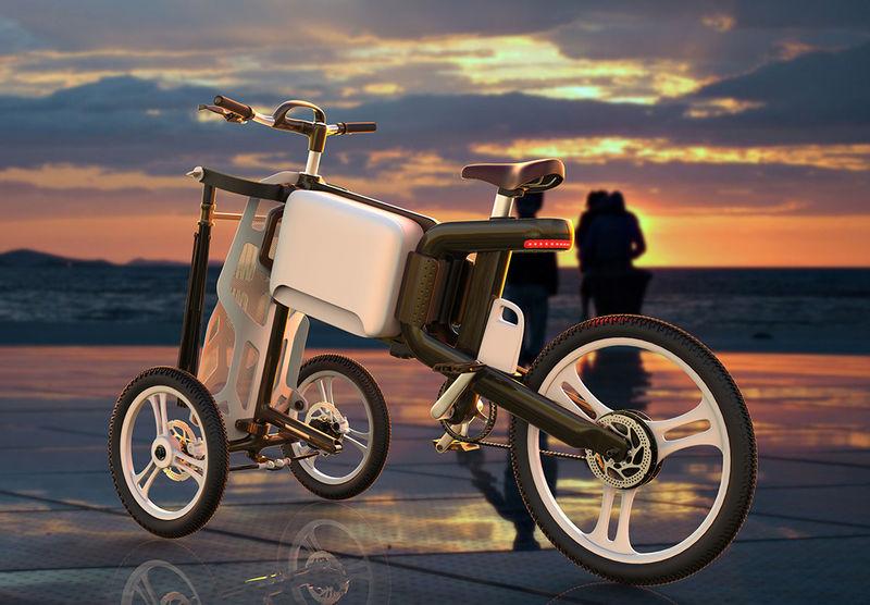 Tourist-Focused Trikes