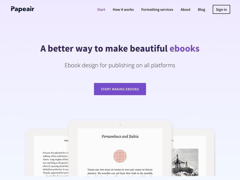 Custom eBook Design Platforms