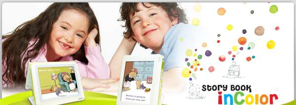 Storybook Supporting Ebook Readers