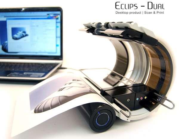 Futuristic Office Supplies