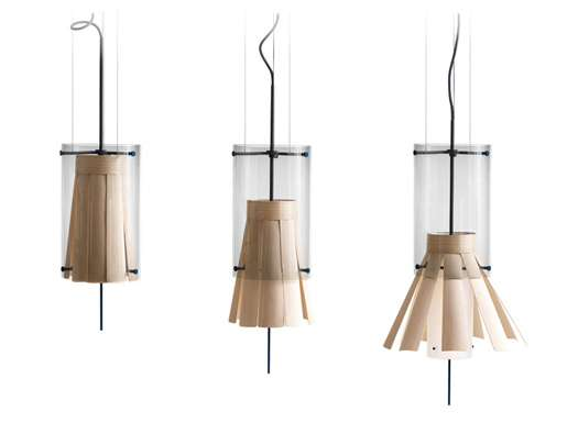 Blooming Pendant Lights