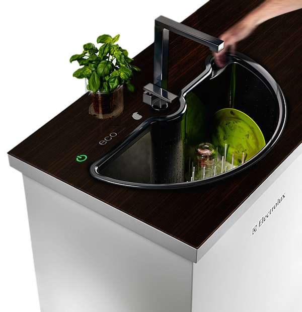 eco-automatic sink