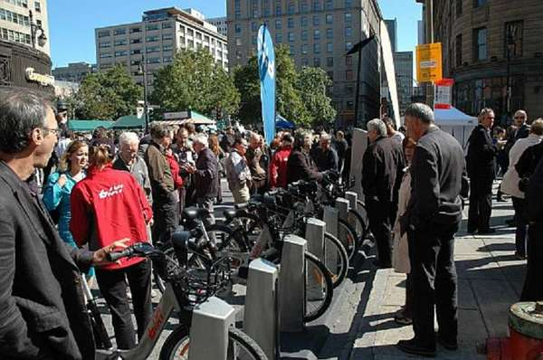 Canadian Bike Share Systems