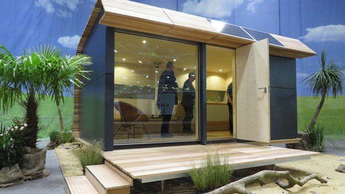 Wavy Eco Cabins