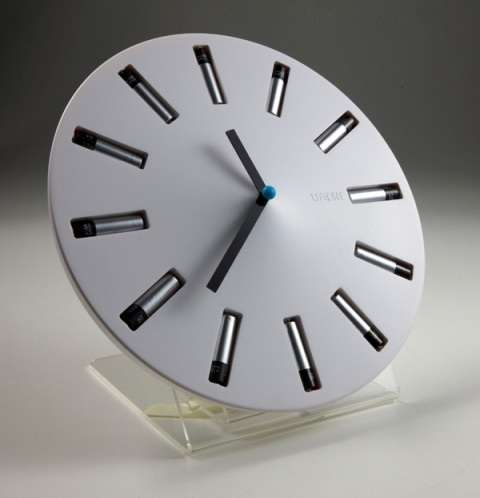 Battery-Faced Wall Clocks