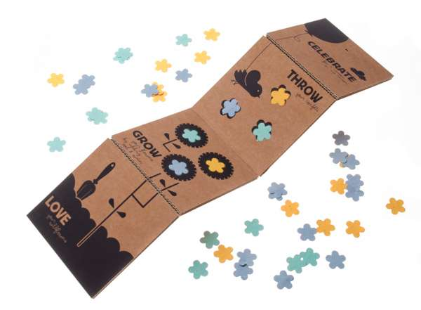 Eco-Friendly Confetti