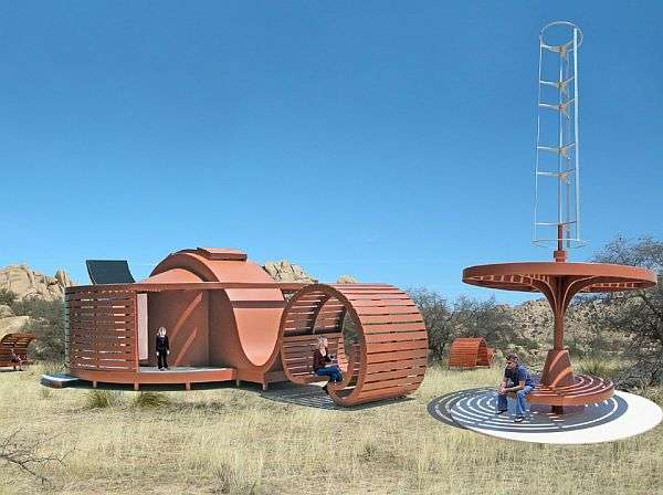 Eco-Desert Retreat