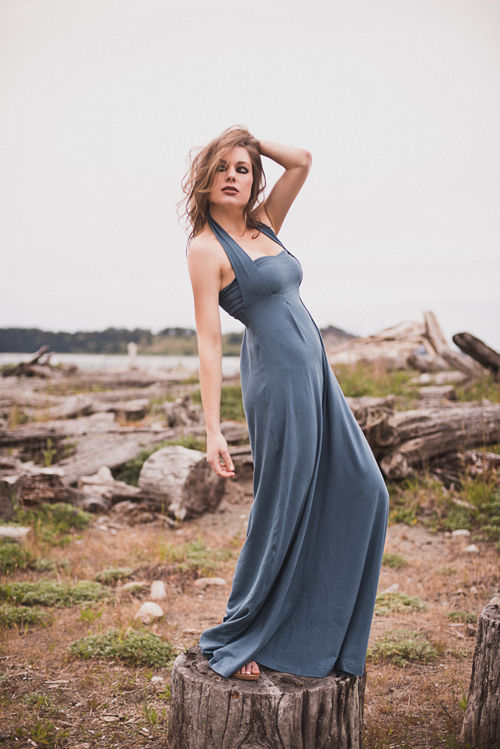 Eco-Friendly Bamboo Dresses