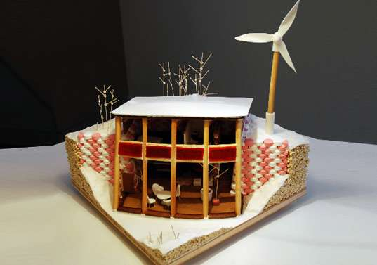 Gingerbread Greenitecture