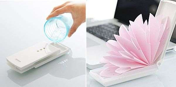Eco Floral-Shaped Humidifiers