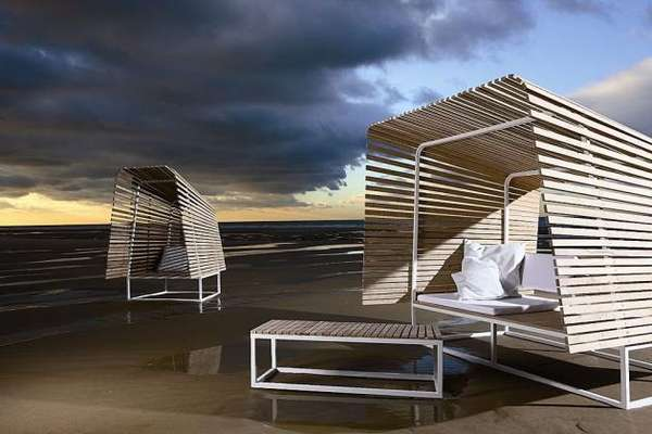Organic Outdoor Shelters