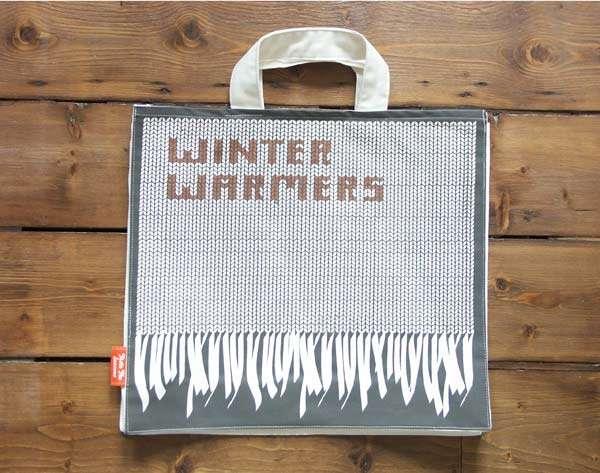 Typographic Eco Bags