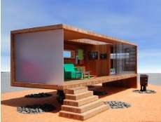 Eco-Friendly Doll Houses