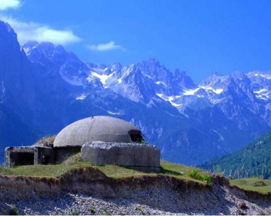 Dome Bunker Refurbs