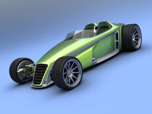 Eco Hot Rods of the Future