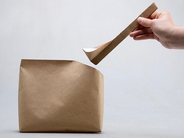 Eco Detergent Packaging