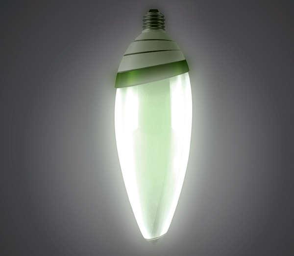 Nature-Powered Light Bulbs