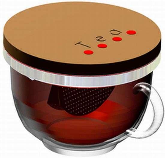 Taste-Enhancing Eco Cups