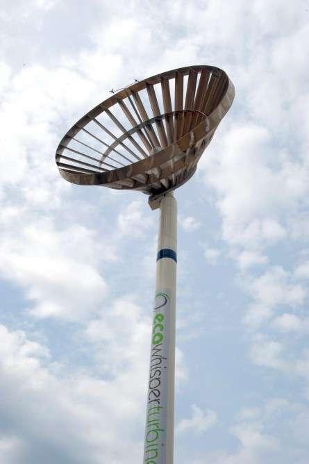 Taciturn Wind Turbines