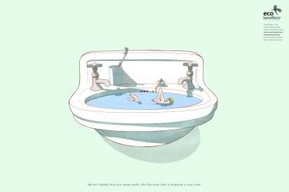 Water-Wasting Awareness Ads